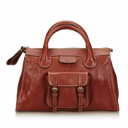 Chloé Leather Edith Handbag