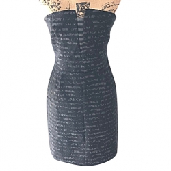Naf Naf NafNaf Bustier Dress