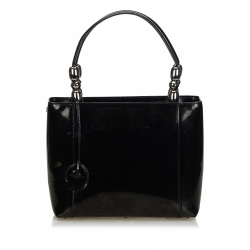 Christian Dior Malice Patent Leather Handbag