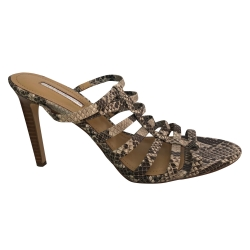 BCBGeneration Python printed sandals