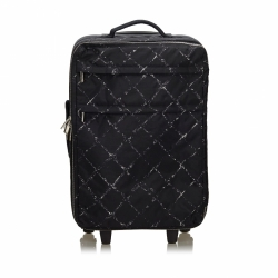Chanel Old Travel Line Trolley