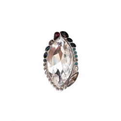 Swarovski Statement ring
