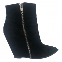 Ash Ankle boots with platform