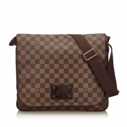 Louis Vuitton Damier Ebene Brooklyn MM