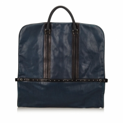 Givenchy Studded Leather Garment Bag