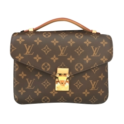 Louis Vuitton Metis clutch bag
