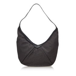 Yves Saint Laurent Canvas Hobo Bag