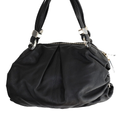 Christian Louboutin Black leather bag