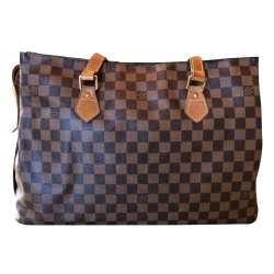 Louis Vuitton Limited Edition 1896-1996 Checkerboard Ebony Centenary Chelsea Columbin