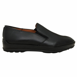 Bally Black leather shoes