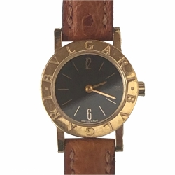 Bvlgari Vintage gold watch