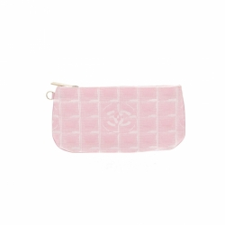 Chanel Travel Line pouch