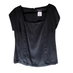 Chanel Short sleeves silk blouse