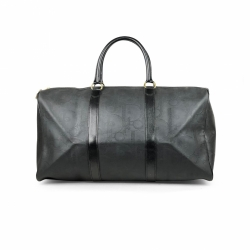 Christian Dior Canvas Weekender