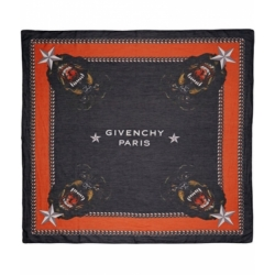 Givenchy Rottweiler Scarf
