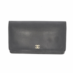 Chanel Long Flap wallet