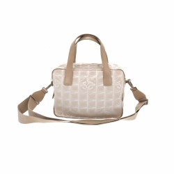 Chanel Travel Line handbag with removable strap