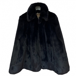 Burberry Fur Cape
