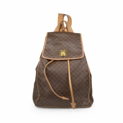 Celine Macadam Backpack