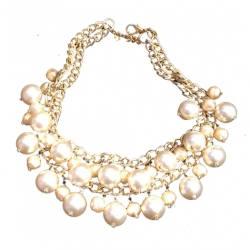 Pierre Cardin Statement Necklace