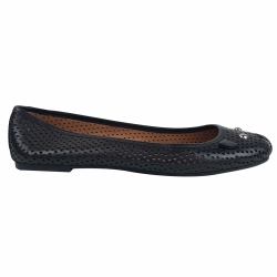 Marc by Marc Jacobs Mouse ballerinas in black leather