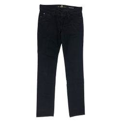 7 For All Mankind Schwarze Roxanne 29