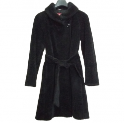 Max Mara Sour alpaca and wool coat