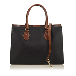 Gucci Leather Linea A Satchel