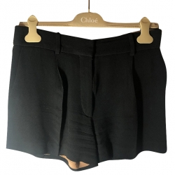 Chloé shorts lined with silk
