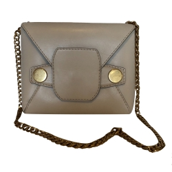 Stella McCartney ON SALE: Double Flap Bag / Model Popper