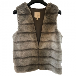 Joie On SALE: Faux fur vest