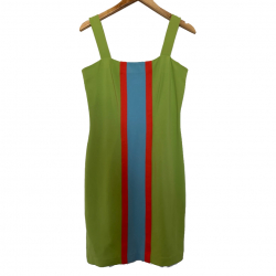 Diane von Furstenberg Sporty Porta Dress