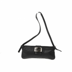 Fendi Crossbody bag in black leather