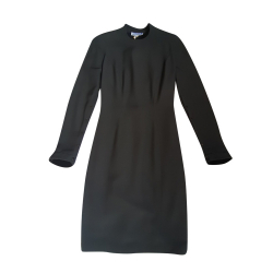 Thierry Mugler Chic black dress