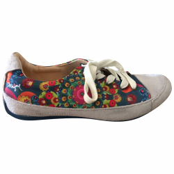 Desigual Flowers trainers
