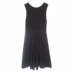 Gianfranco Ferre Black Dress