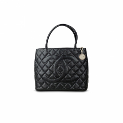 Chanel Medallion Tote