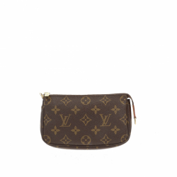 Louis Vuitton Mini Pochette Accessories Monogram