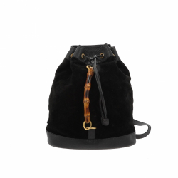 Gucci Bamboo Backpack