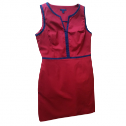 Tommy Hilfiger Cherry red dress