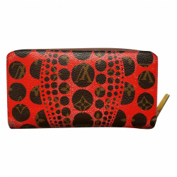Louis Vuitton purse/portmonnaie, Yayoi Kusama Collection