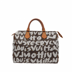 Louis Vuitton x Stephen Sprouse Limited Edition Graffiti Speedy bag