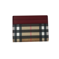 Burberry cardholder new