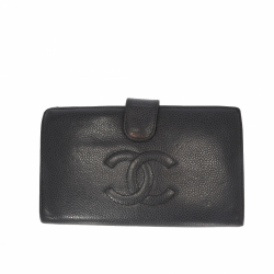 Chanel CC Logo wallet