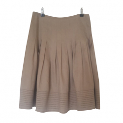 Caroll Pleated skirt