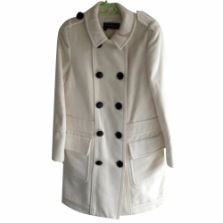 Salvatore Ferragamo classic double-breasted cashmere coat
