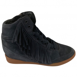 The Kooples Wedge trainers
