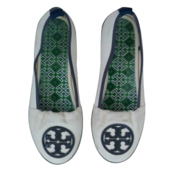 Tory Burch Flache Sneakers