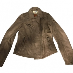 Helium Leather Jacket