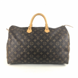 Louis Vuitton Speedy 40 Monogramm Tasche